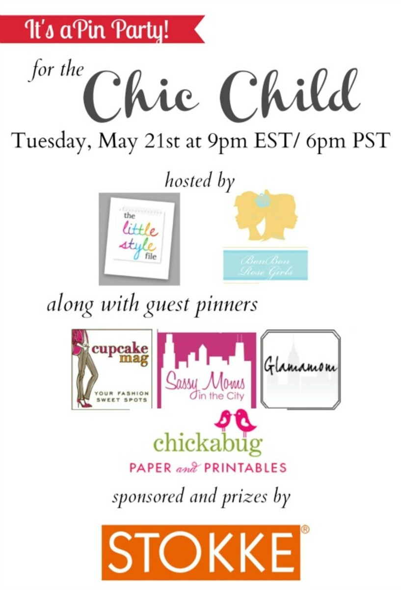#ChicChild Pinterest Party via @Glamamom