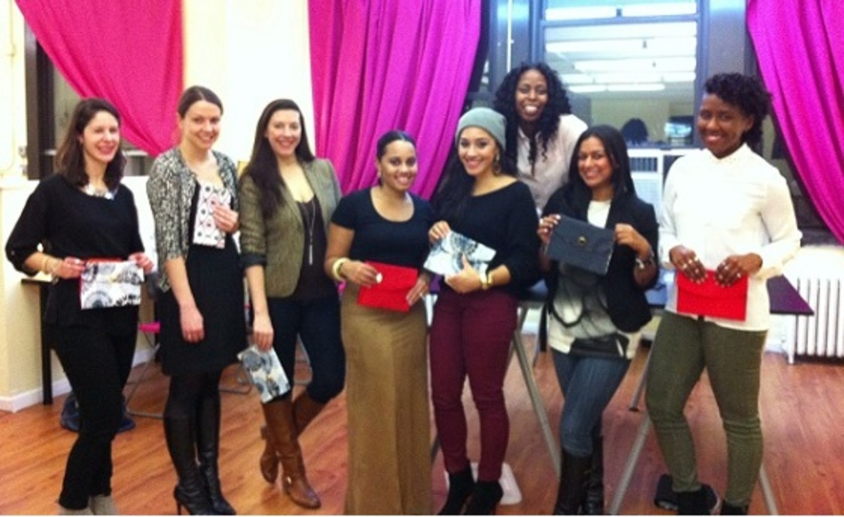 #bloggerslovesewing Event, The Sewing Studio NYC