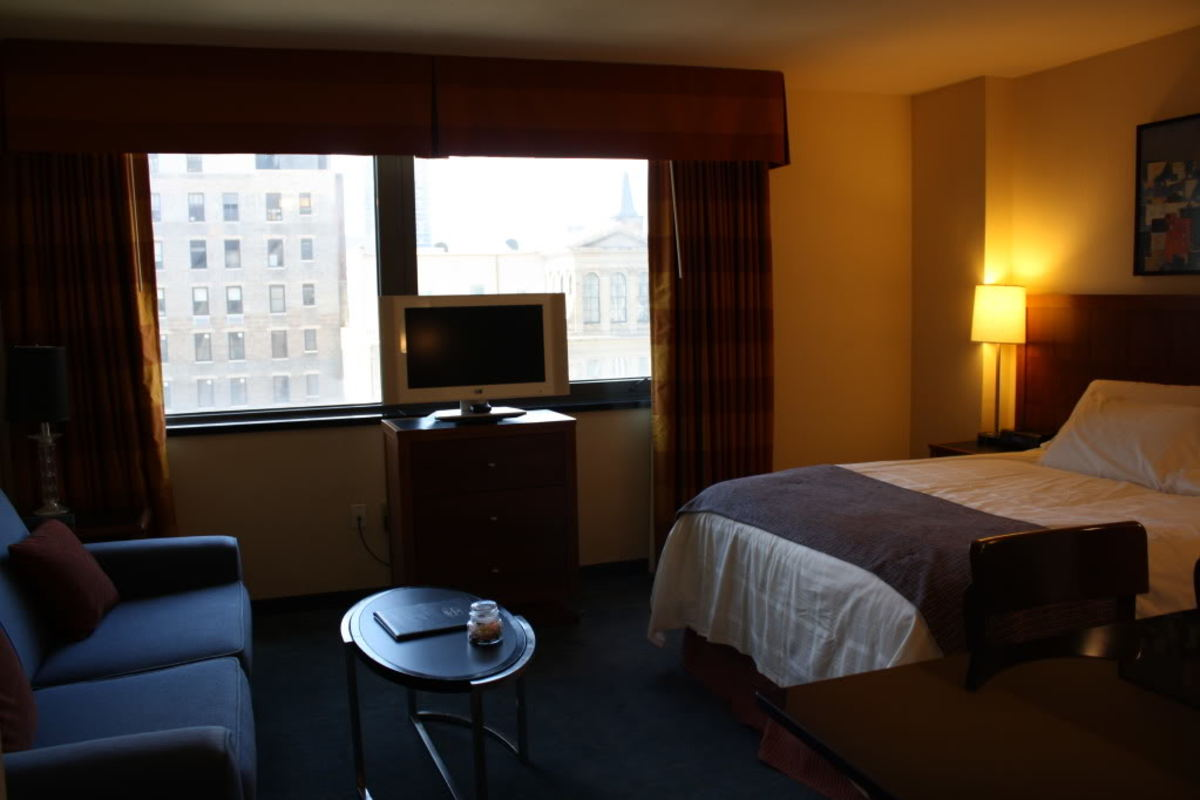 Suite, Residence Inn Times Square