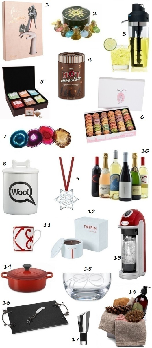Holiday 2011 Glam Hostess Gifts