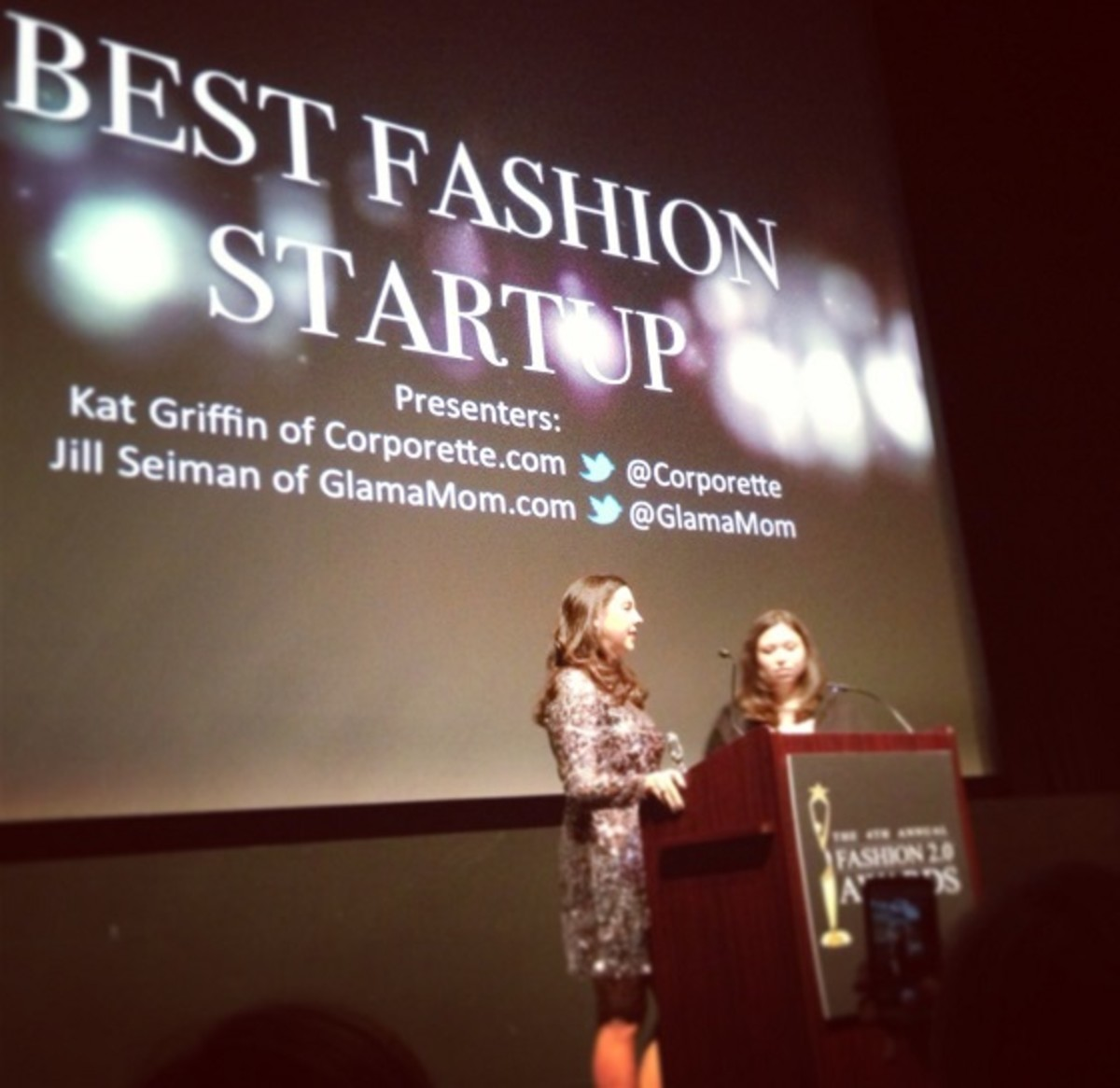 Jill Seiman & Kat Griffin, Fashion 2.0 2013