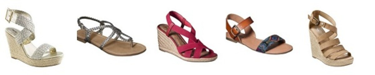 20 Chic Sandals from Target for Spring