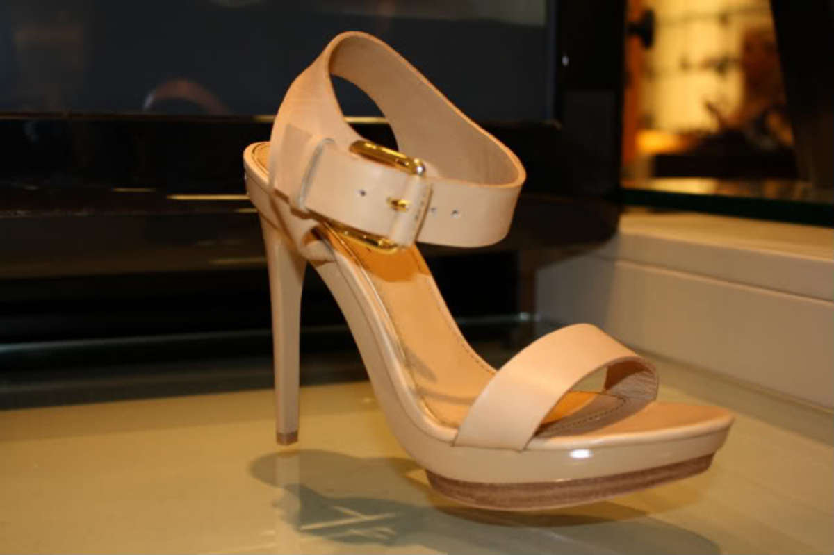 Makayla Sandal Mark & James Spring/Summer 2011