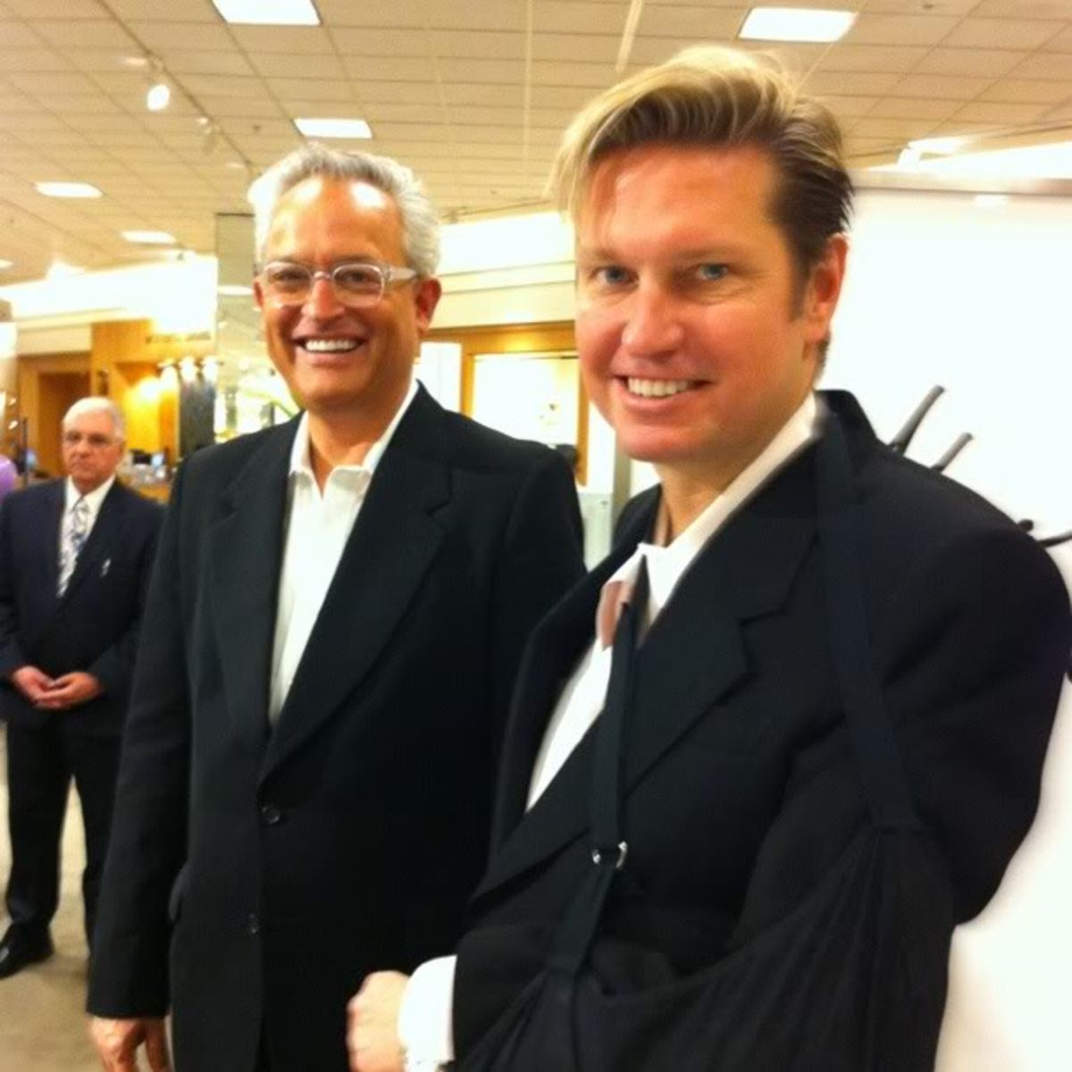 Mark Badgely & James Mischka Nordstrom Roosevelt Field
