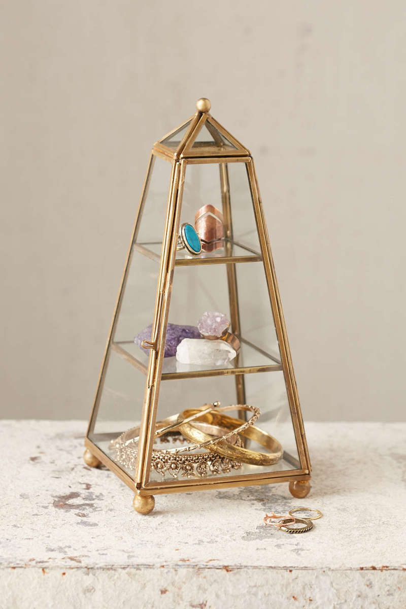 gifts for glam goddesses magical thinking tower glass box