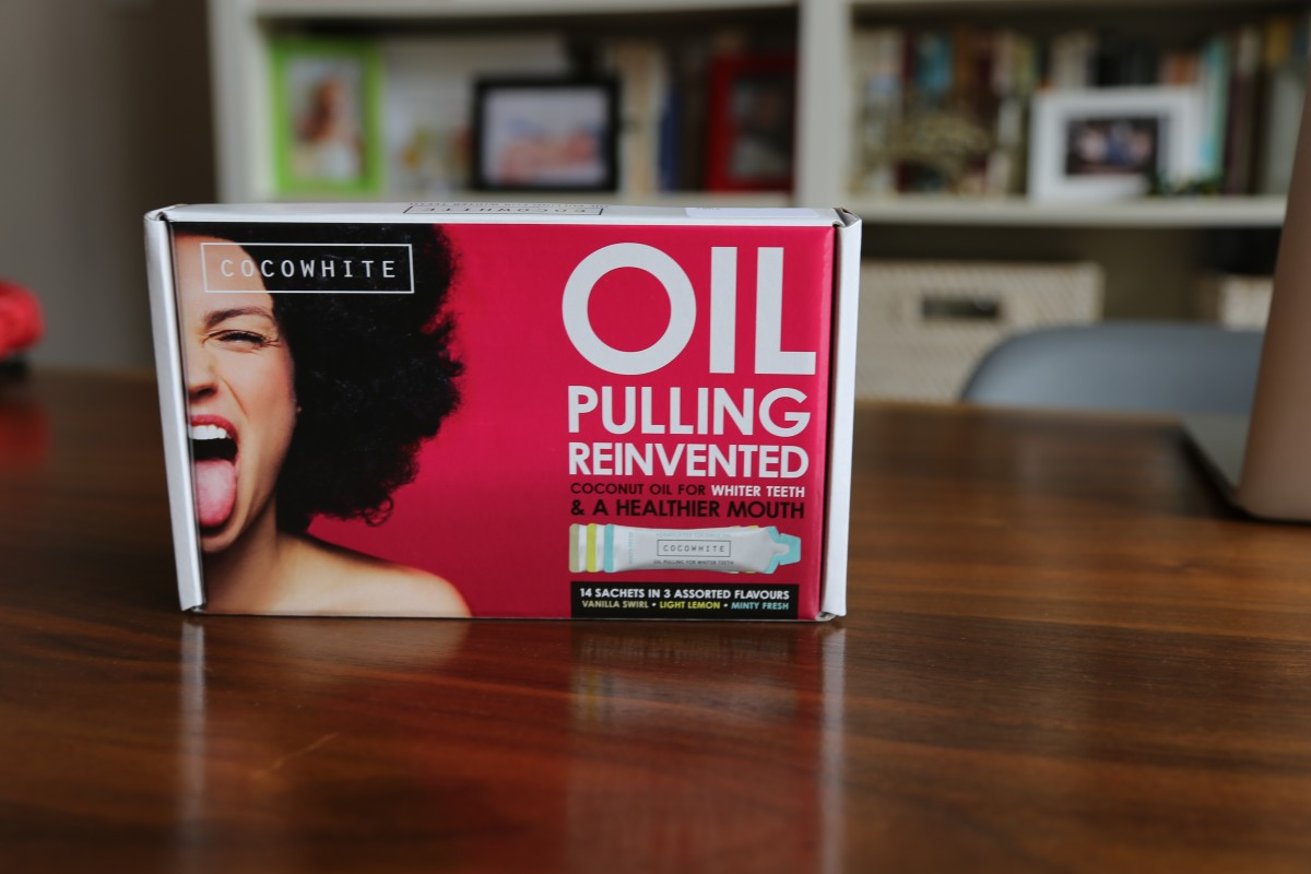 cocowhite oil pulling