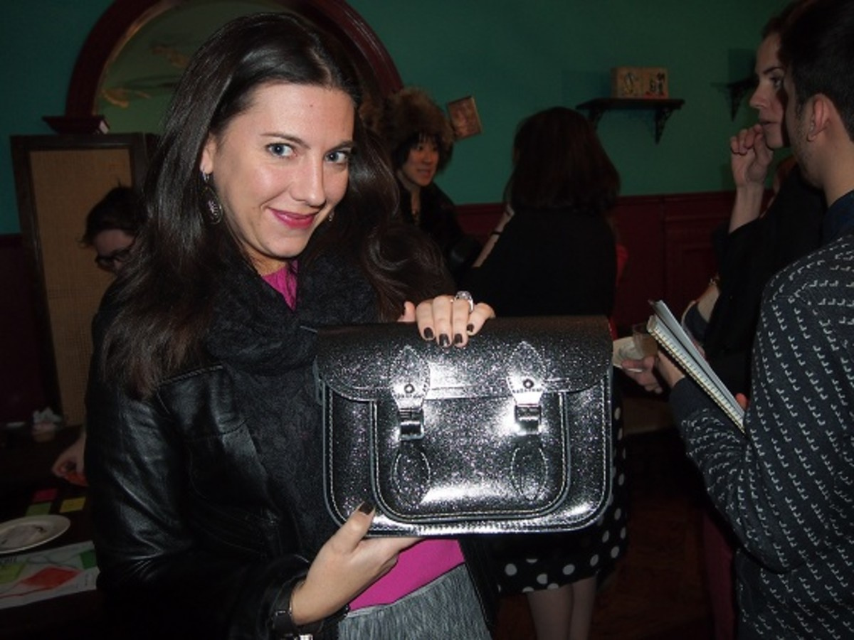Jill Seiman, Cambridge Satchel Co