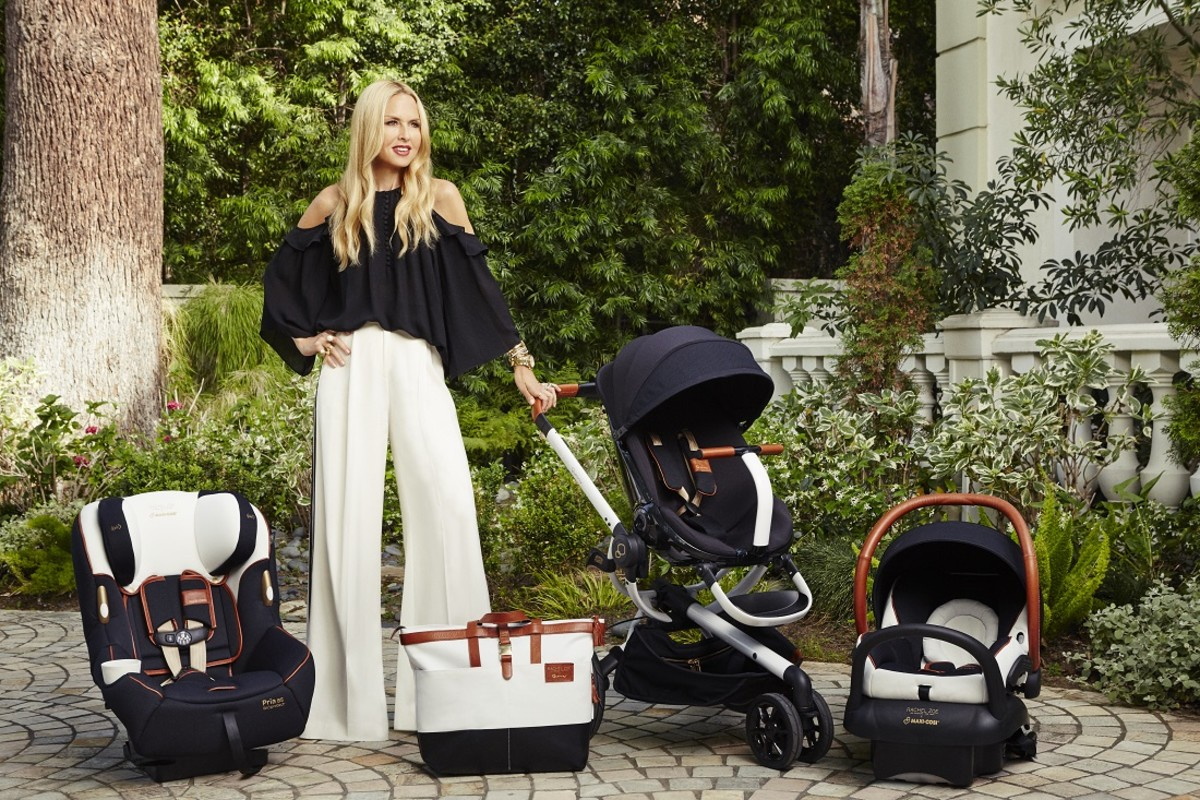 Rachel Zoe x Quinny and Maxi-Cosi Collection