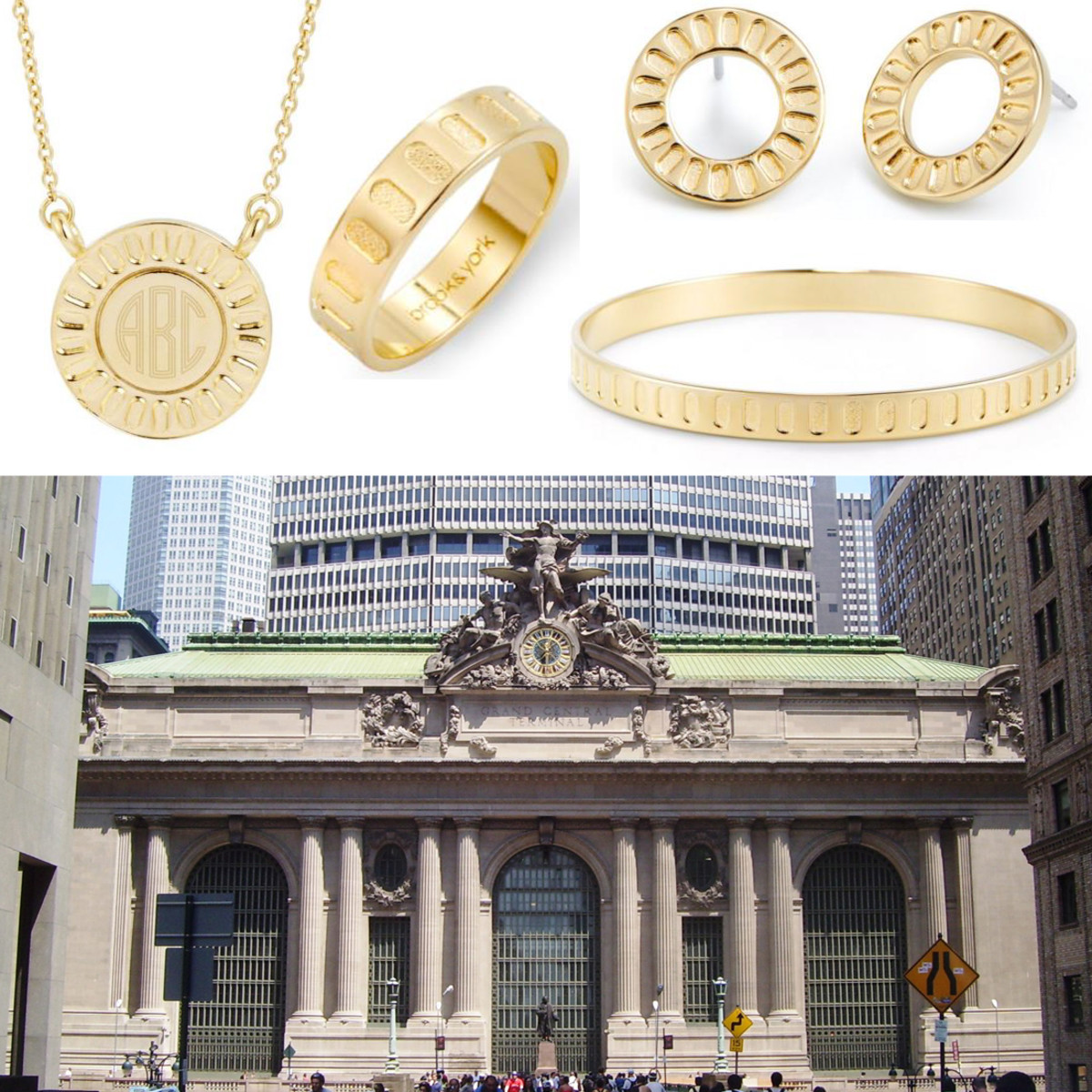 brook & york: inspired by Grand Central Station
