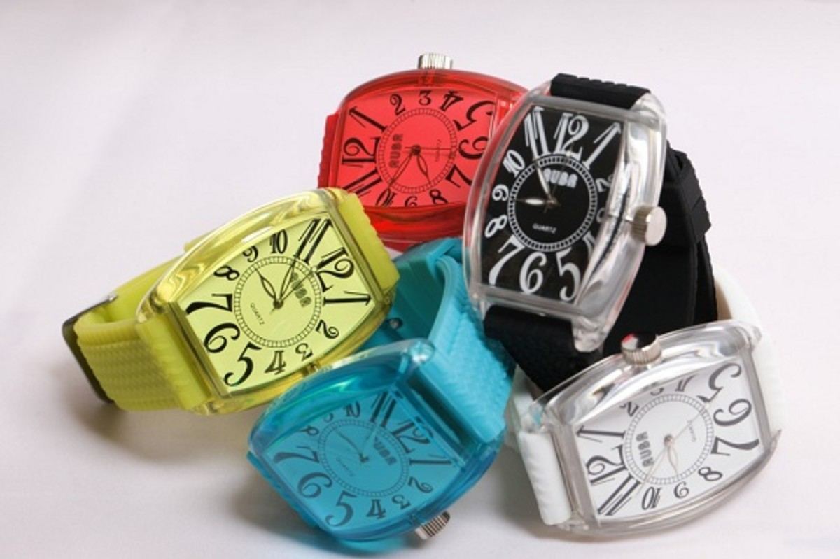 Rubr Watches