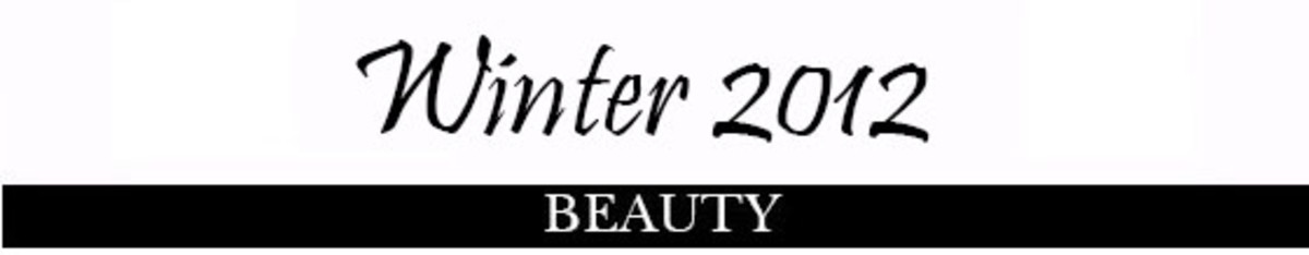 Glam Beauty Board Winter 2012