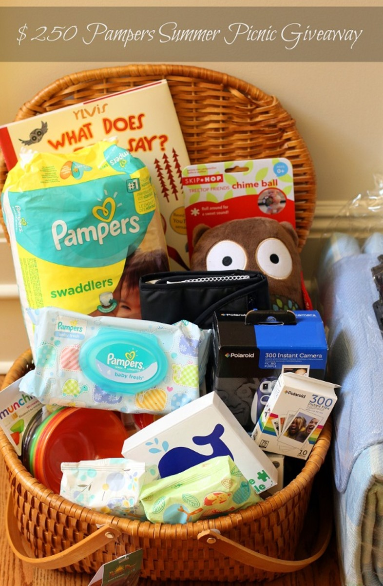 Pampers-Summer-Picnic-Giveaway