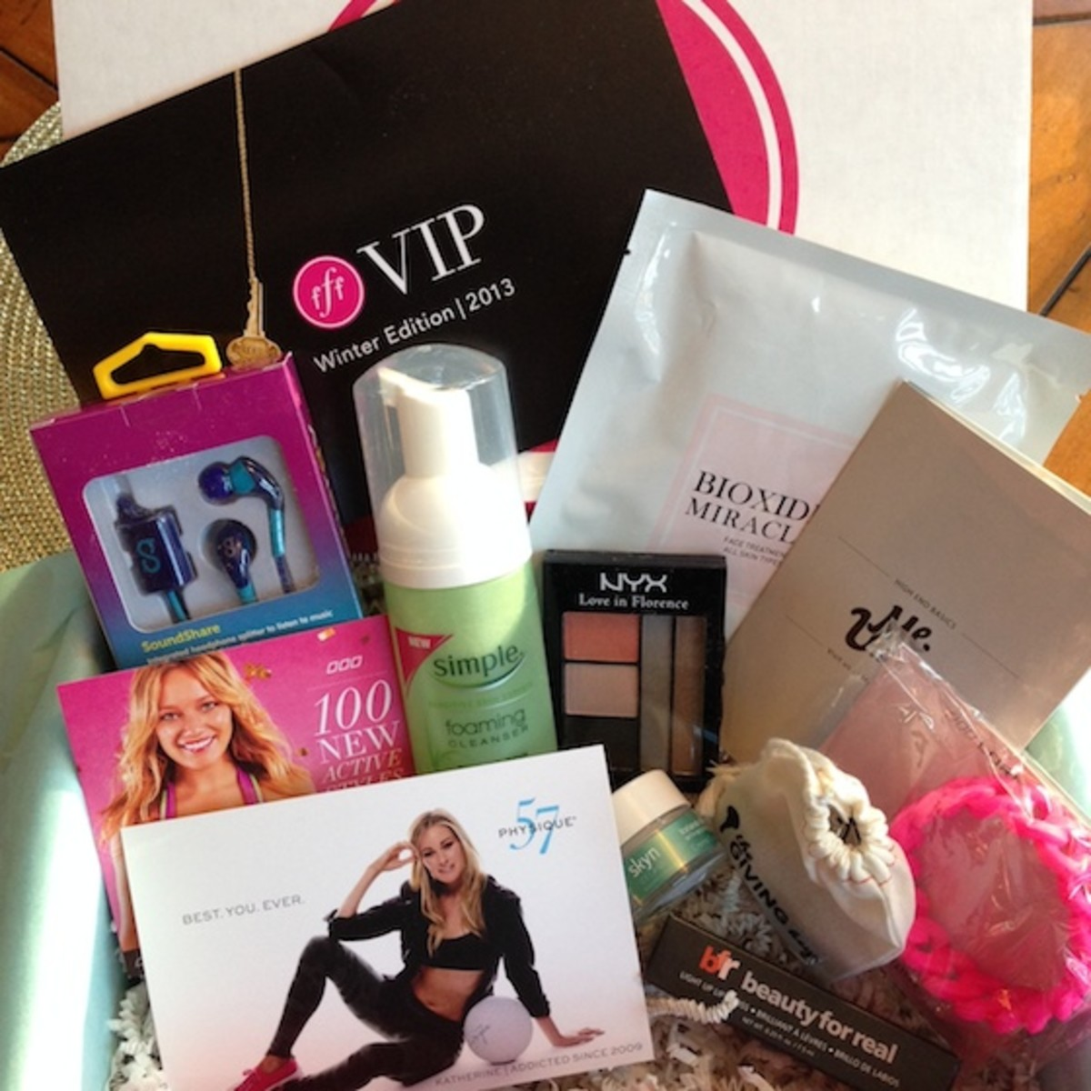 FabFitFunBox Winter 2013