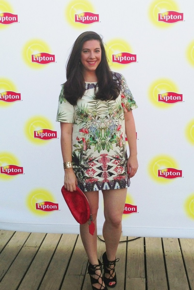 Jill Seiman, Lipton TASTE of Summer Party NYC