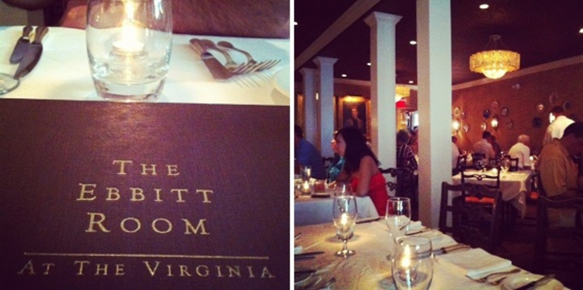 Ebbitt Room, Virginia Hotel