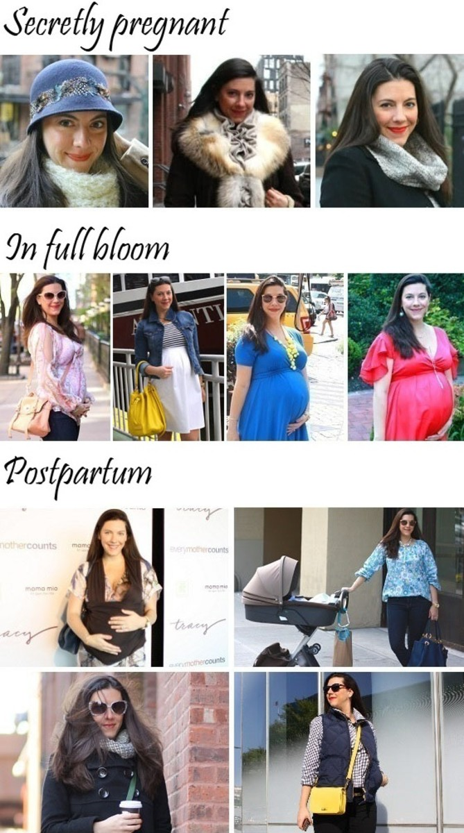 From Pregnancy to Postpartum