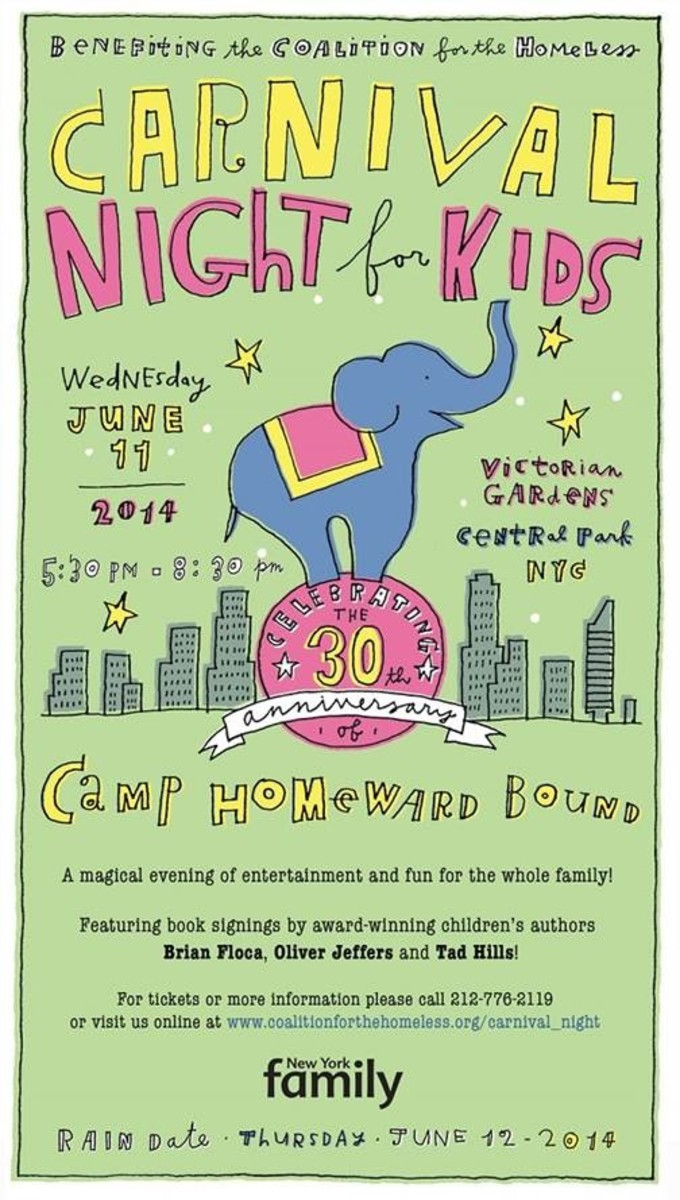 Carnival Night for Kids NYC