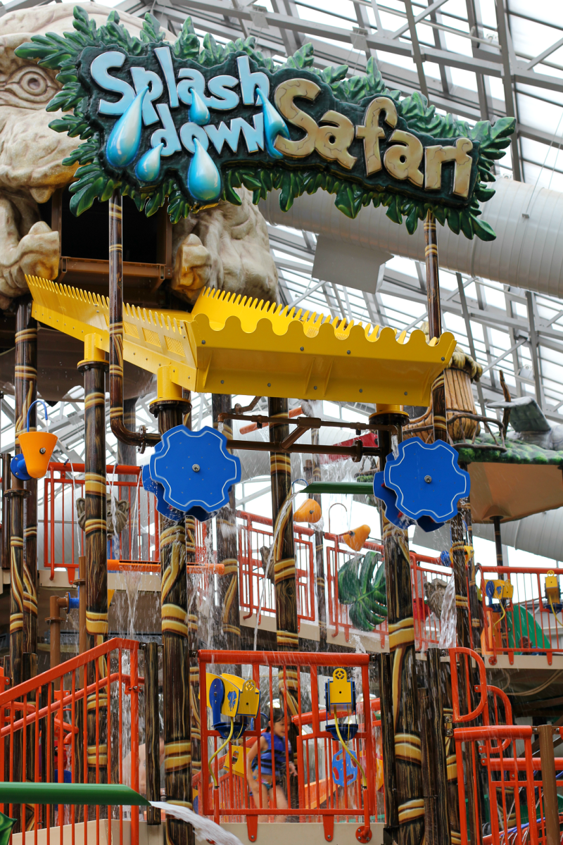 Kalahari Resorts Splashdown Safari