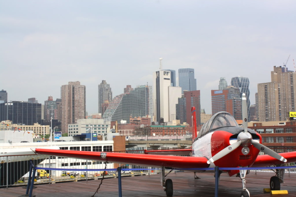 Intrepid NYC