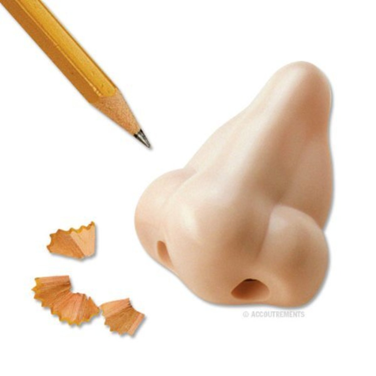 awesome stocking stuffers nose pencil sharpener