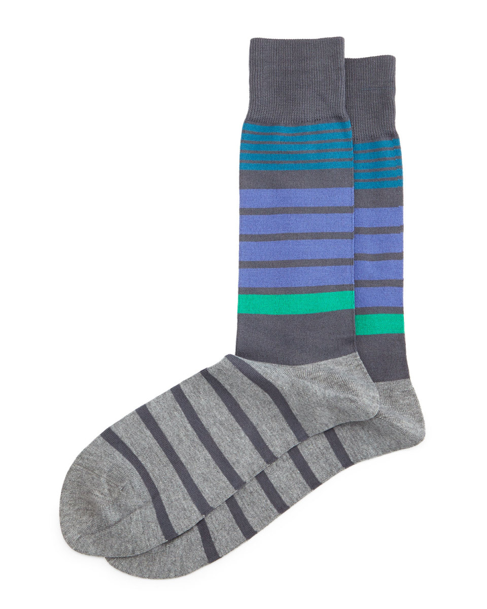 dapper dad gift guide Paul Smith socks
