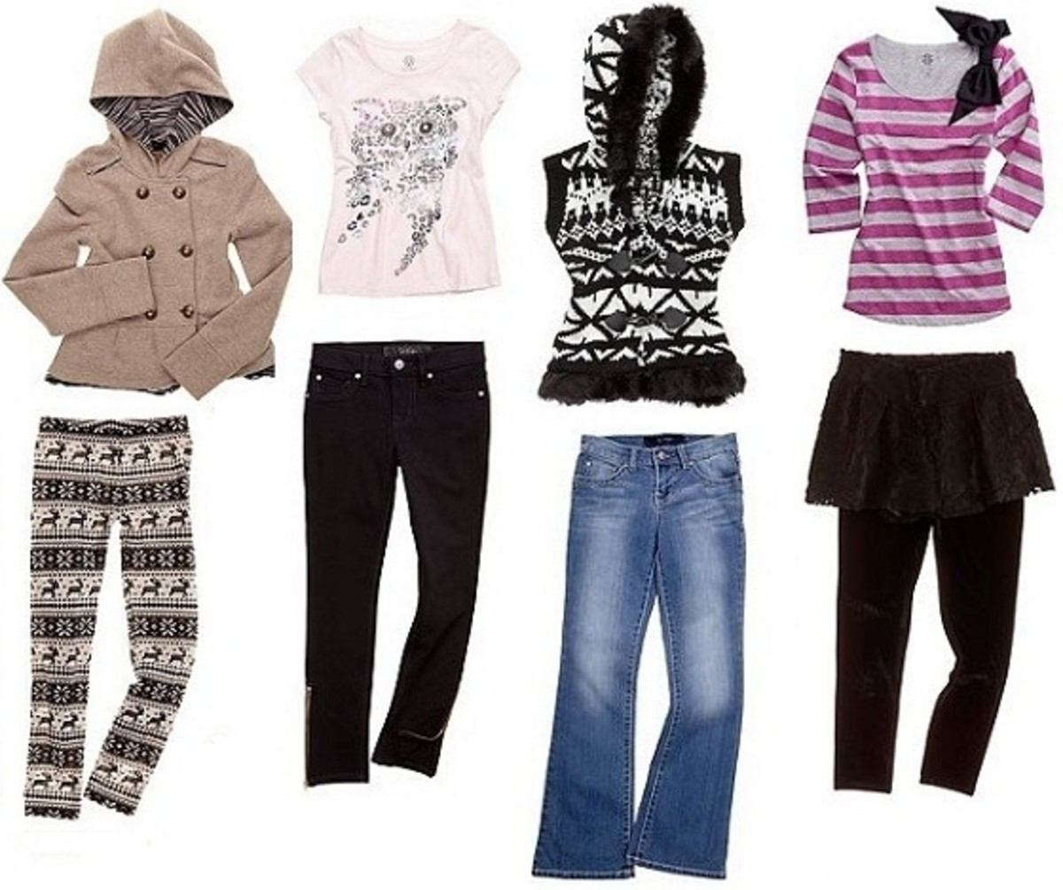 Jessica Simpson Girls Line