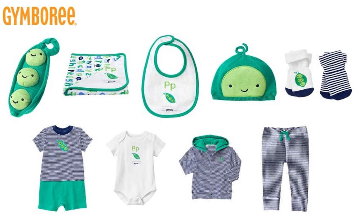 Gymboree Sweet Pea Baby