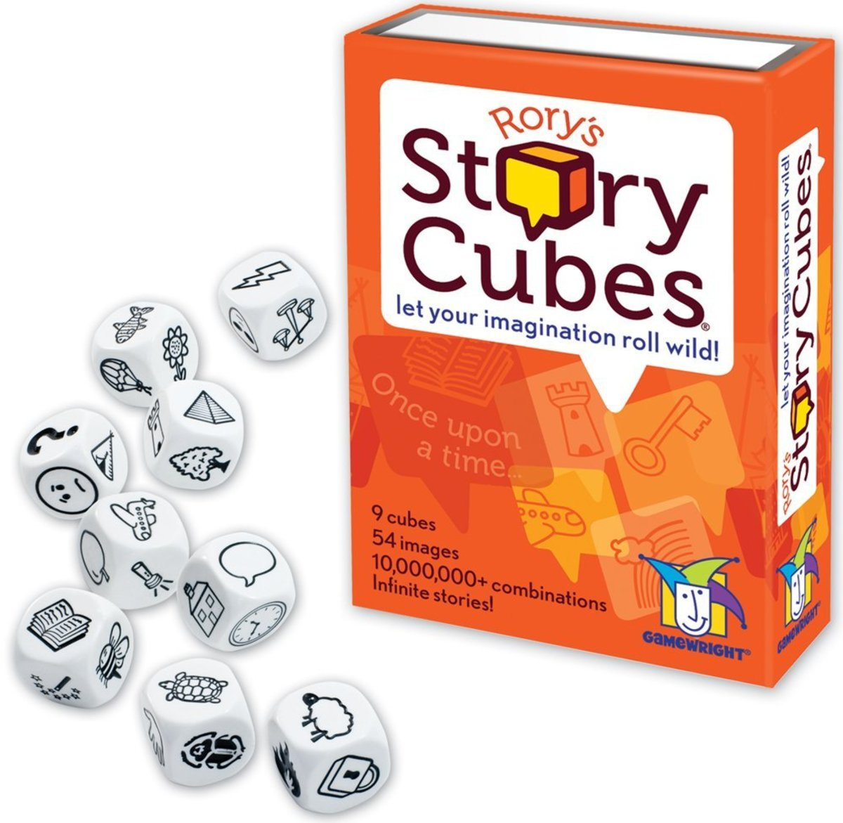 awesome stocking stuffers Rory's Story Cubes