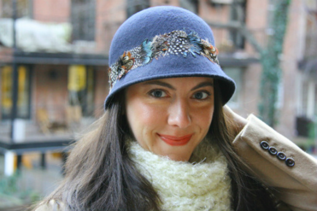 Jill Seiman, National Hat Day