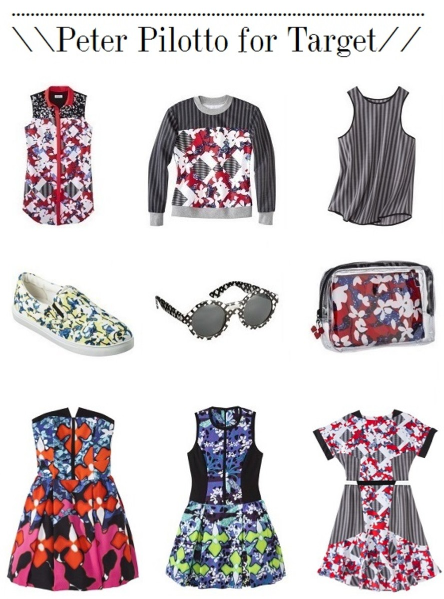 Best of Peter Pilotto for Target