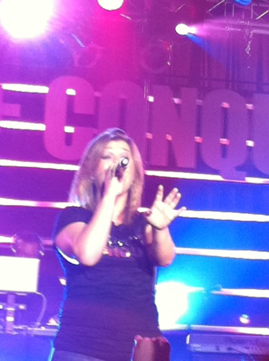 Kelly Clarkson Highline Ballroom