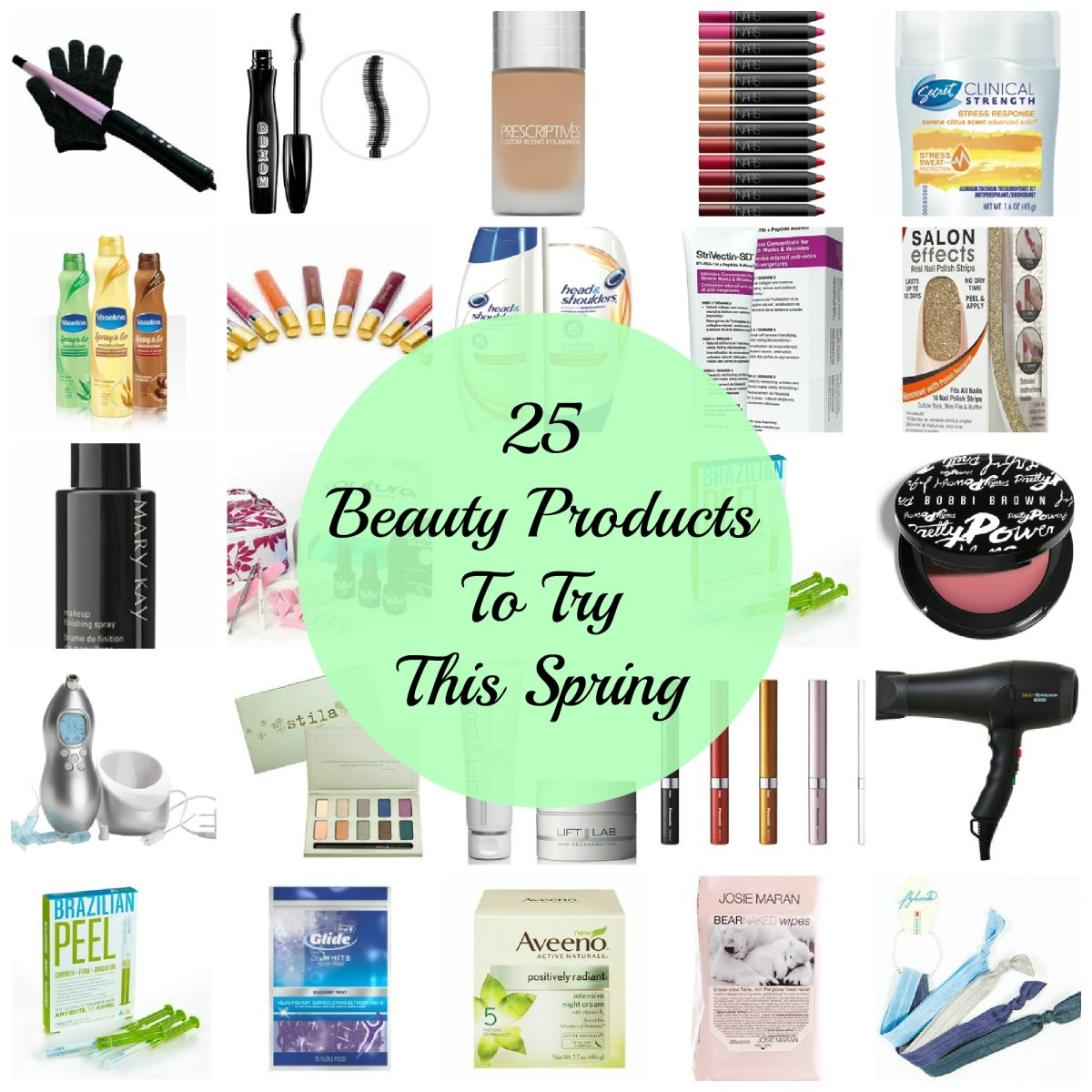 25 Beauty Products to Try This Spring