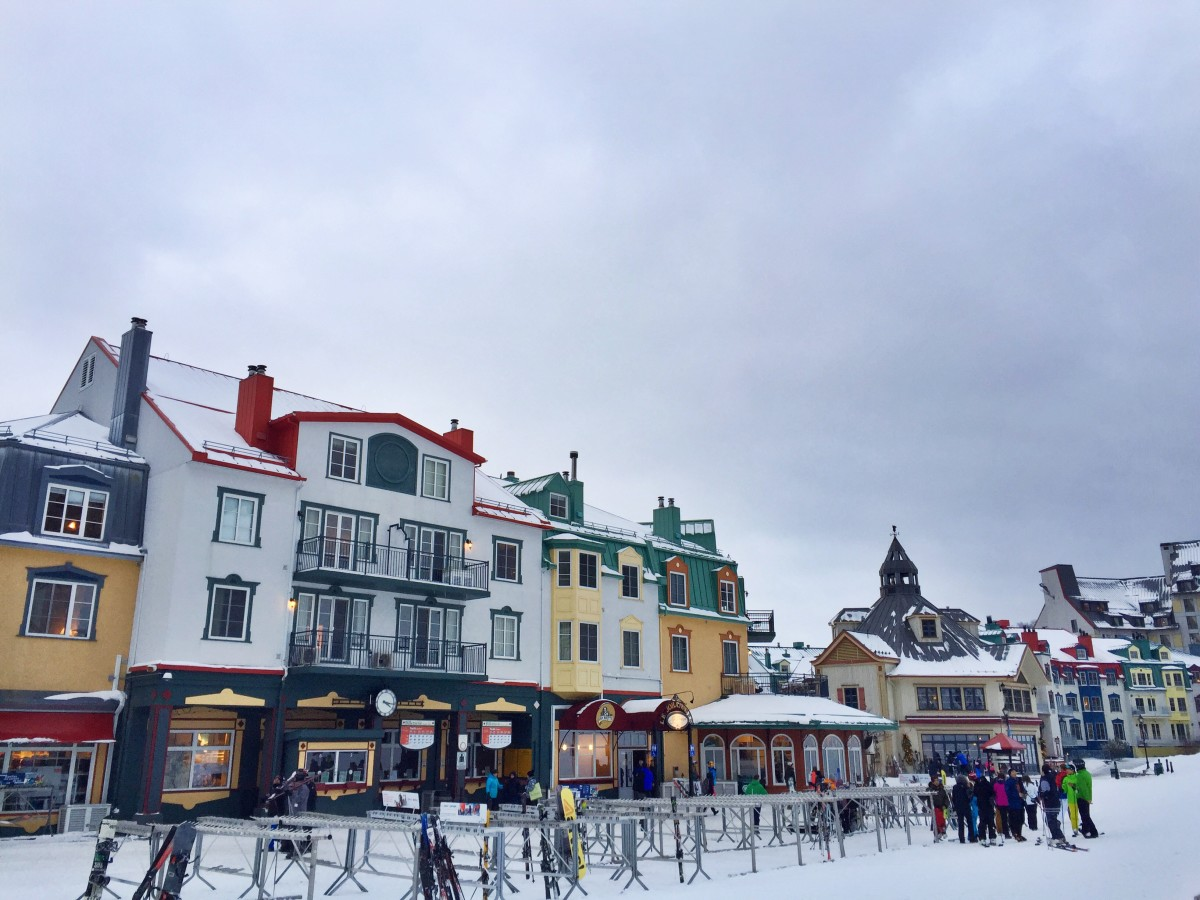 Mont Tremblant Base