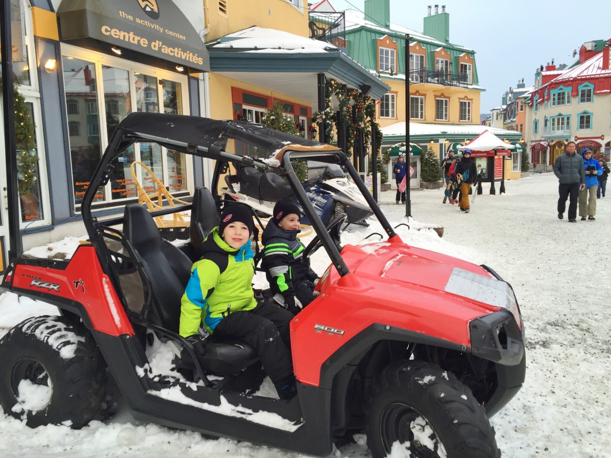 Activities-Tremblant