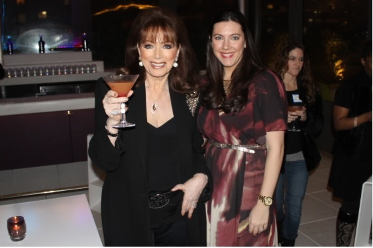Launch of The Power Trip by Jackie Collins