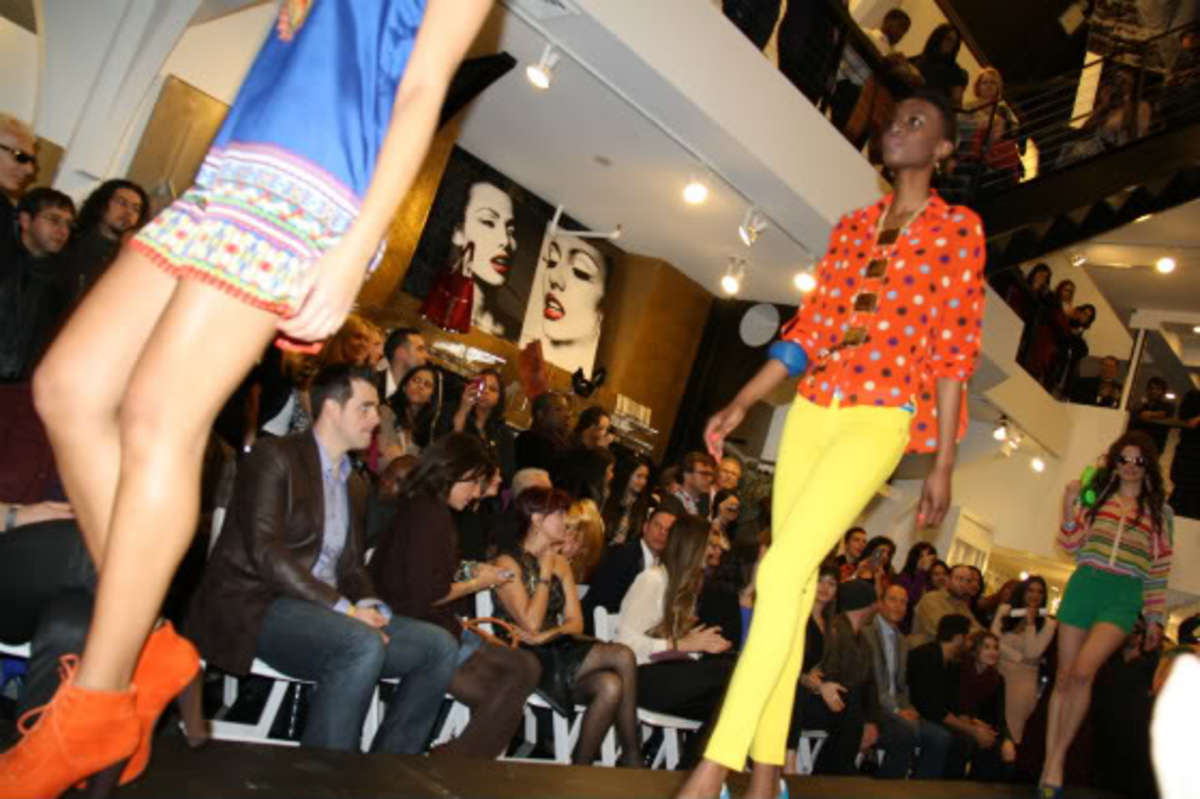 Limelight Market, Art Meets Fashion 2012