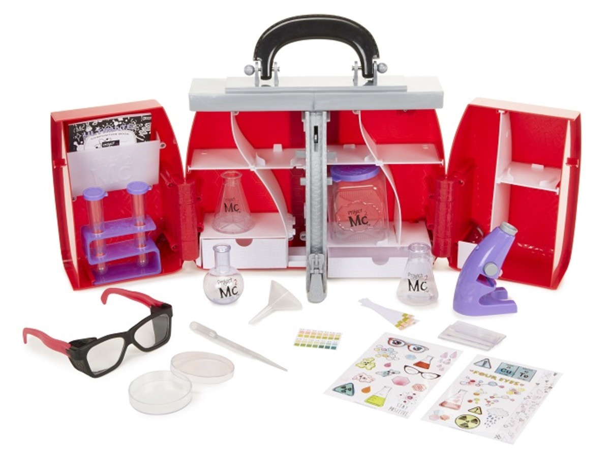 Project Mc2 Ultimate Lab Kit 3