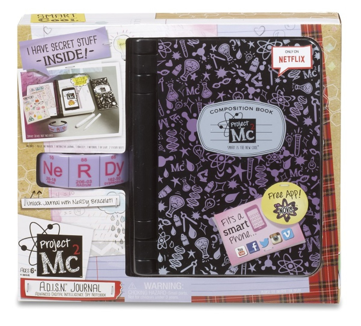 Project Mc2 A.D.I.S.N Journal 2