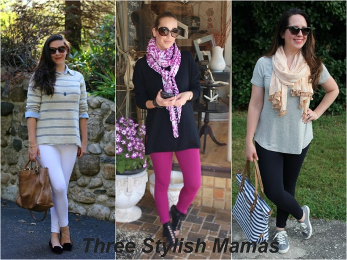 Three Stylish Mamas Lysse Leggings