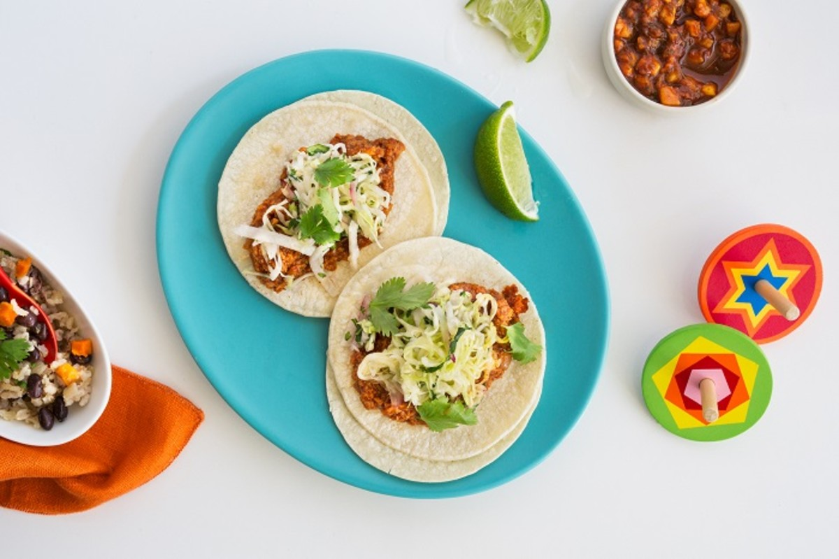 Munchery_Kids Meal Tacos
