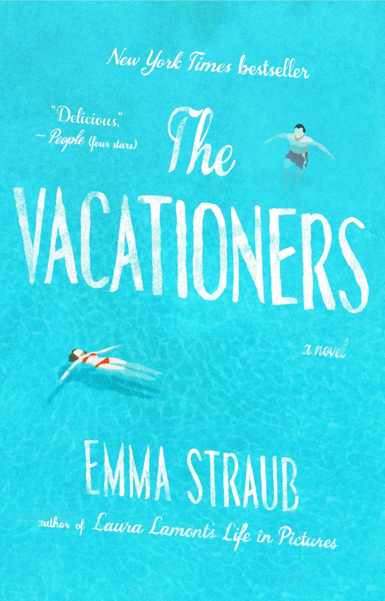 Summer reads The Vacationers