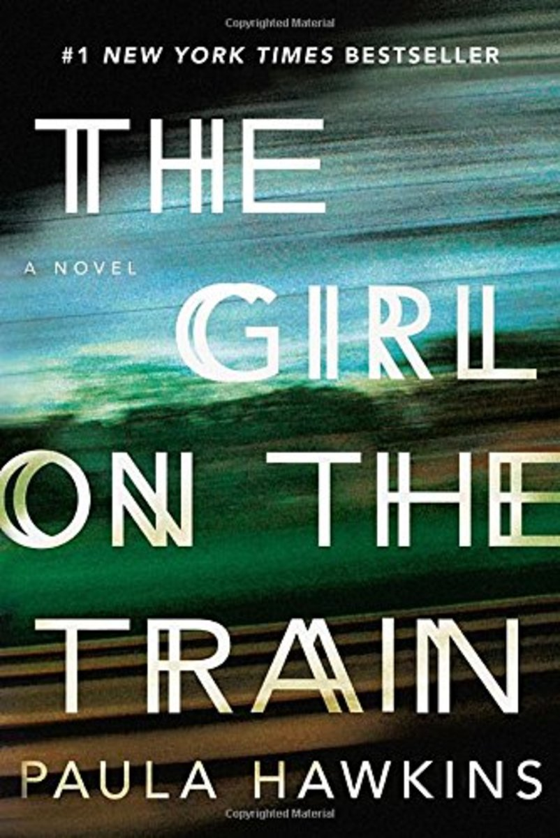 Summer reads The Girl on the Train