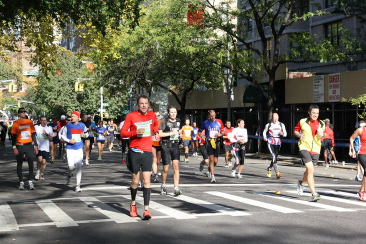 ING New York City Marathon 2011