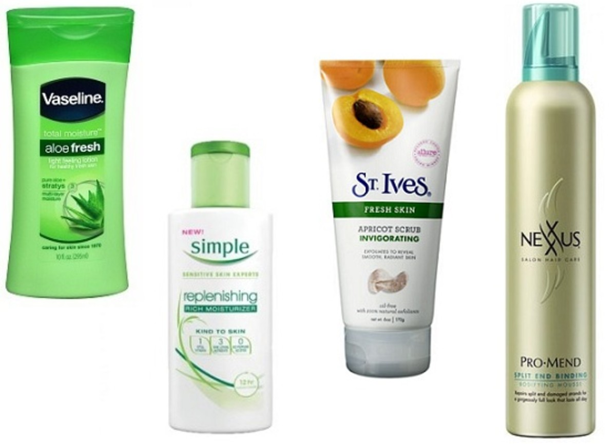 Summer'ss Best Beauty Products {Updated}