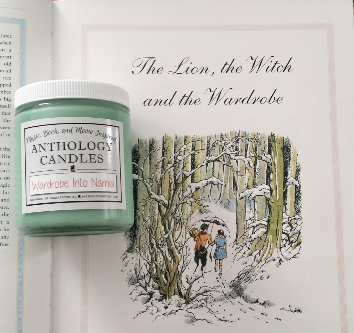anthology candles giveaway