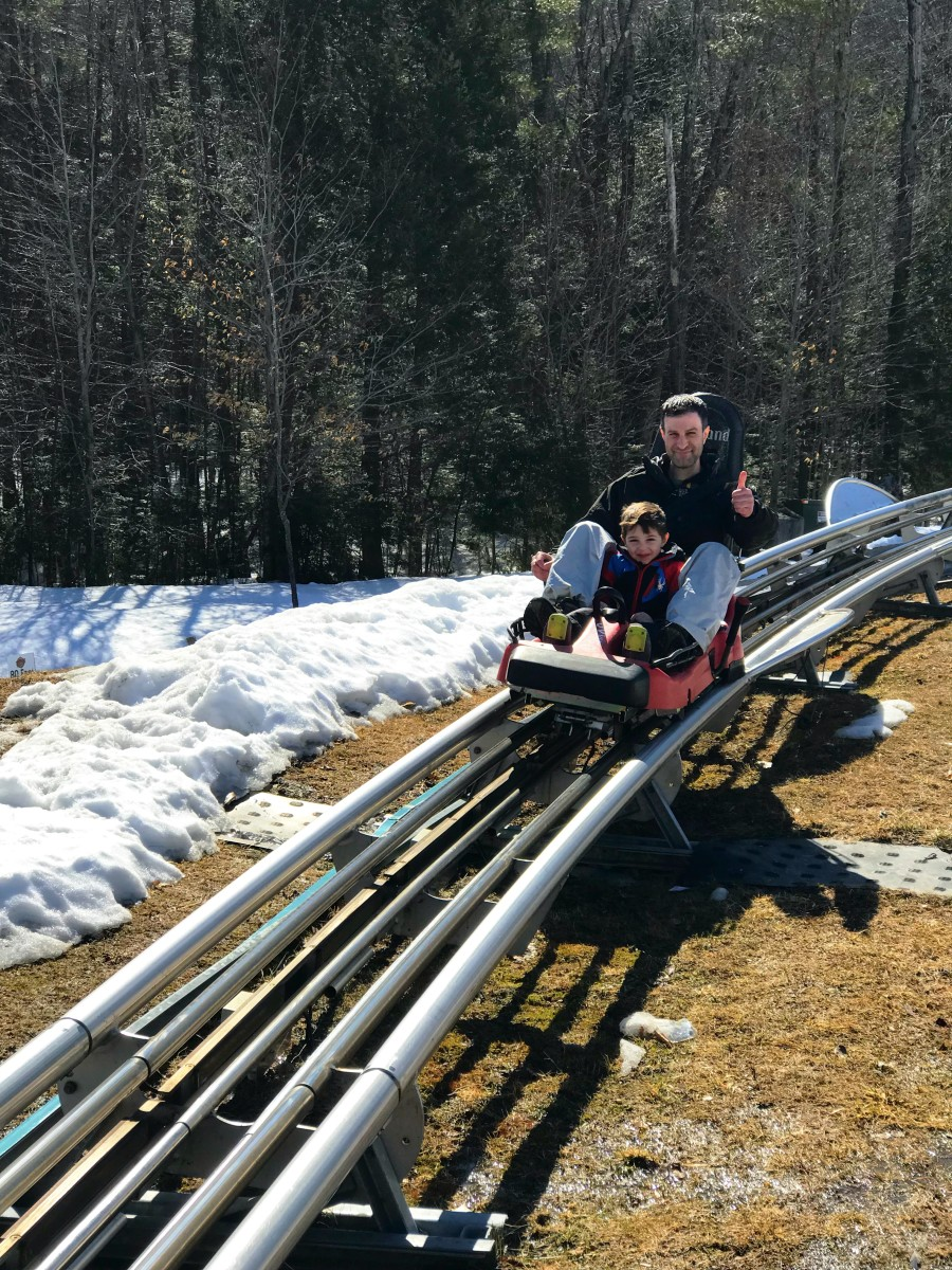 Timber Ripper Mountain Coaster