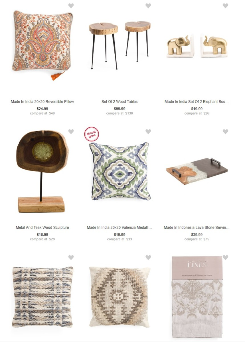 maxx bash global home shop