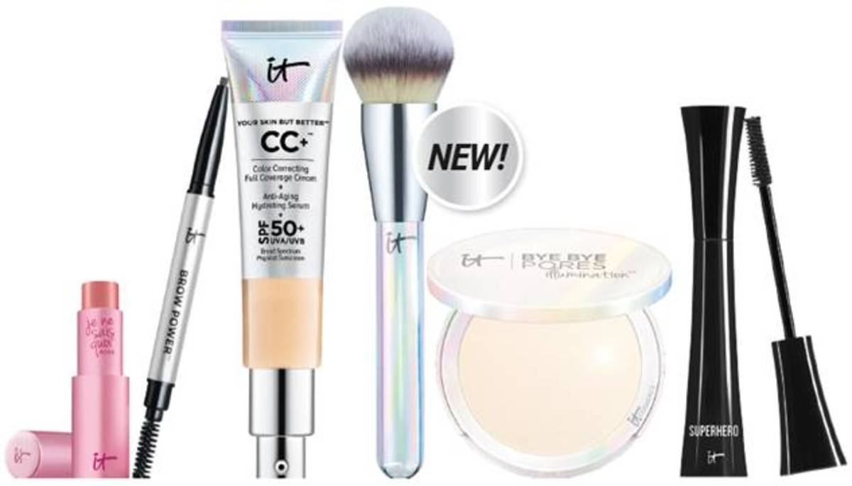 it cosmetics qvc 6 piece collection