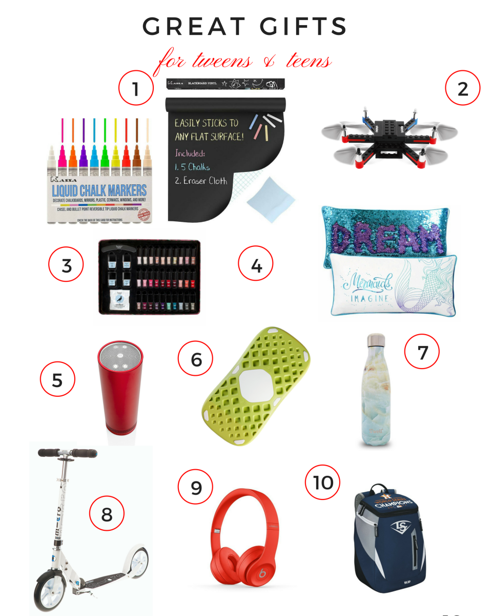 great gifts for teens