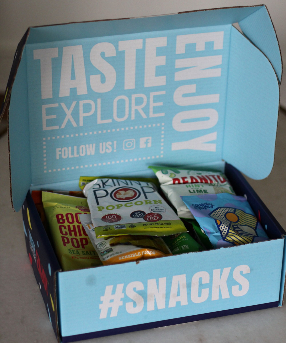 snack subscription service
